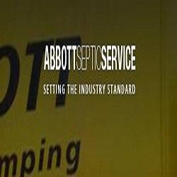 Abbott Septic Service logo