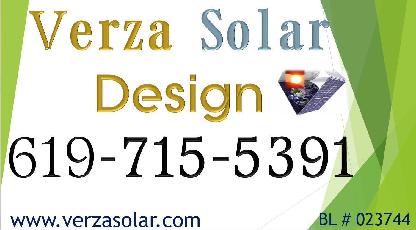 Verza Solar Design logo