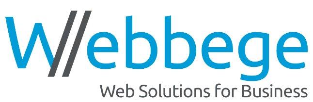 Webbege logo