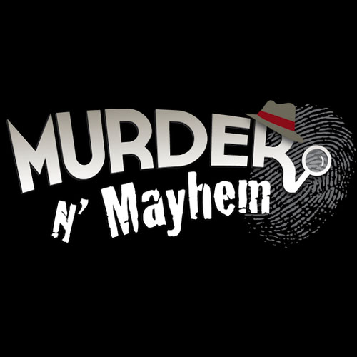 Who Dunnit? Murder 'n' Mayhem Adventure Tours logo