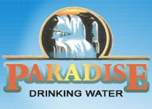 Paradise Drinking Water logo