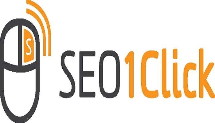 SEO 1 Click logo