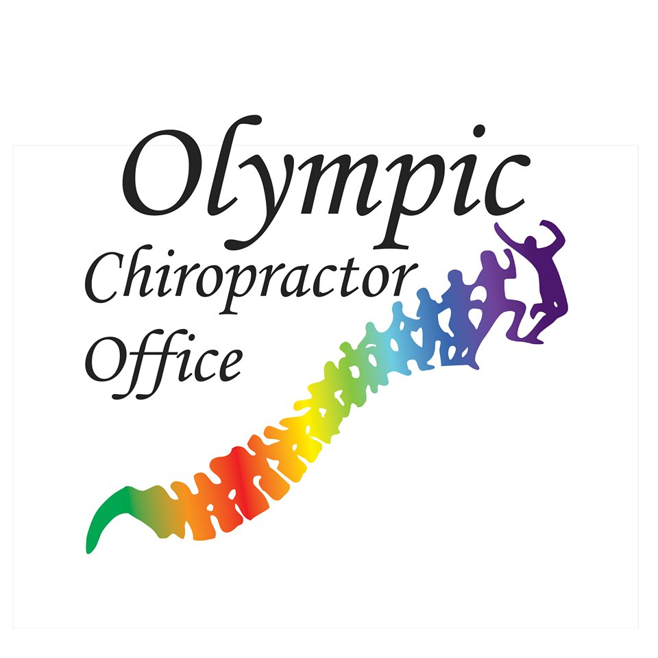 Olympic Chiropractic logo