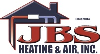 JBS Heating & Air, Inc. logo