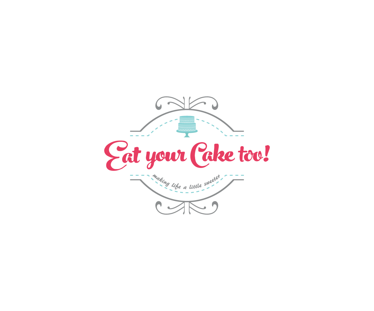 Eat your Cake too logo