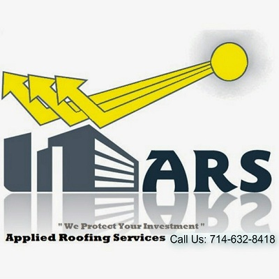 Applied Roofing Services logo