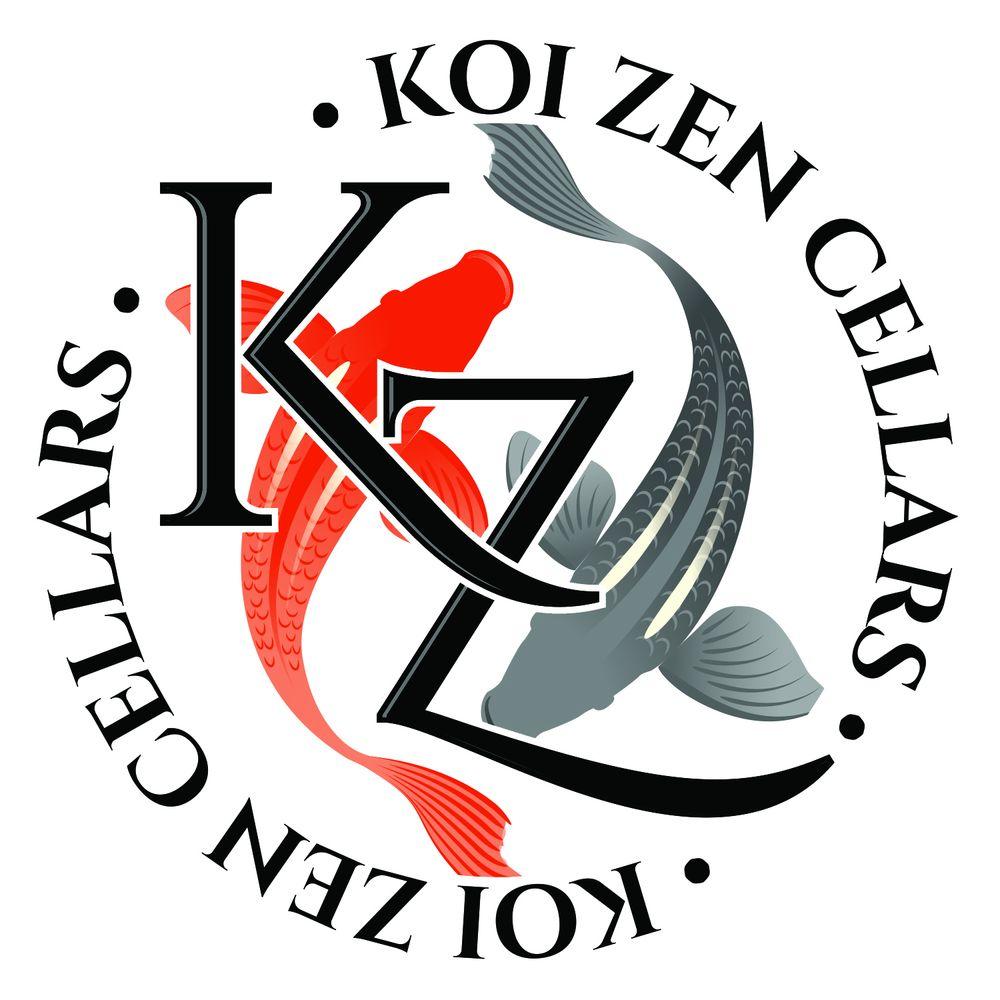 Koi Zen Cellars logo