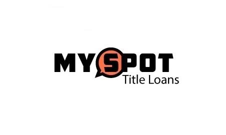 My Spot Title Loans logo