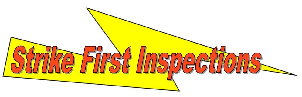 Strike First Inspections logo