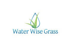 Water Wise Grass logo