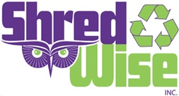 Shred Wise Inc. logo