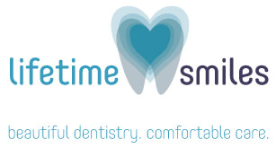 Lifetime Smiles logo