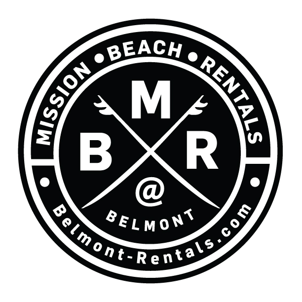 Mission Beach Rentals logo