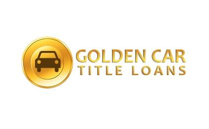 Golden Car Title Loans logo