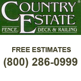 Country Estate Fence Co. Inc logo