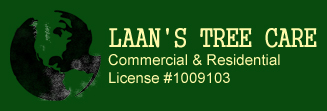 Laan's Tree Care logo