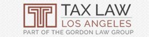 Tax Law Los Angeles logo