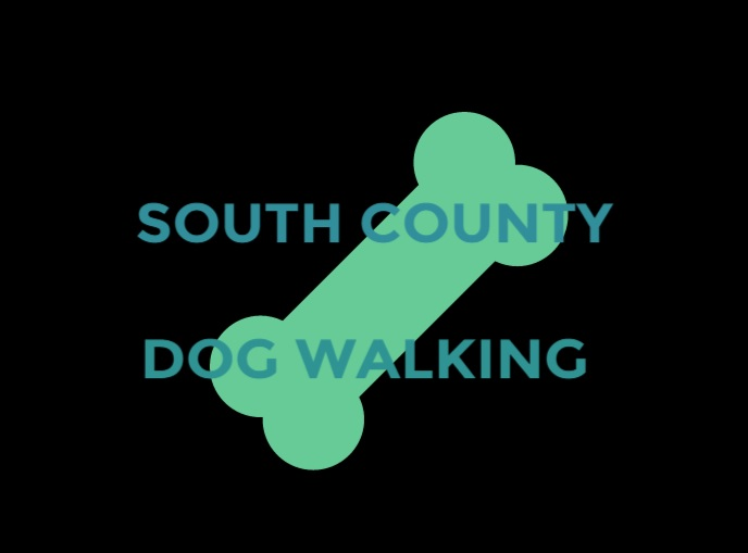 South County Dog Walking logo
