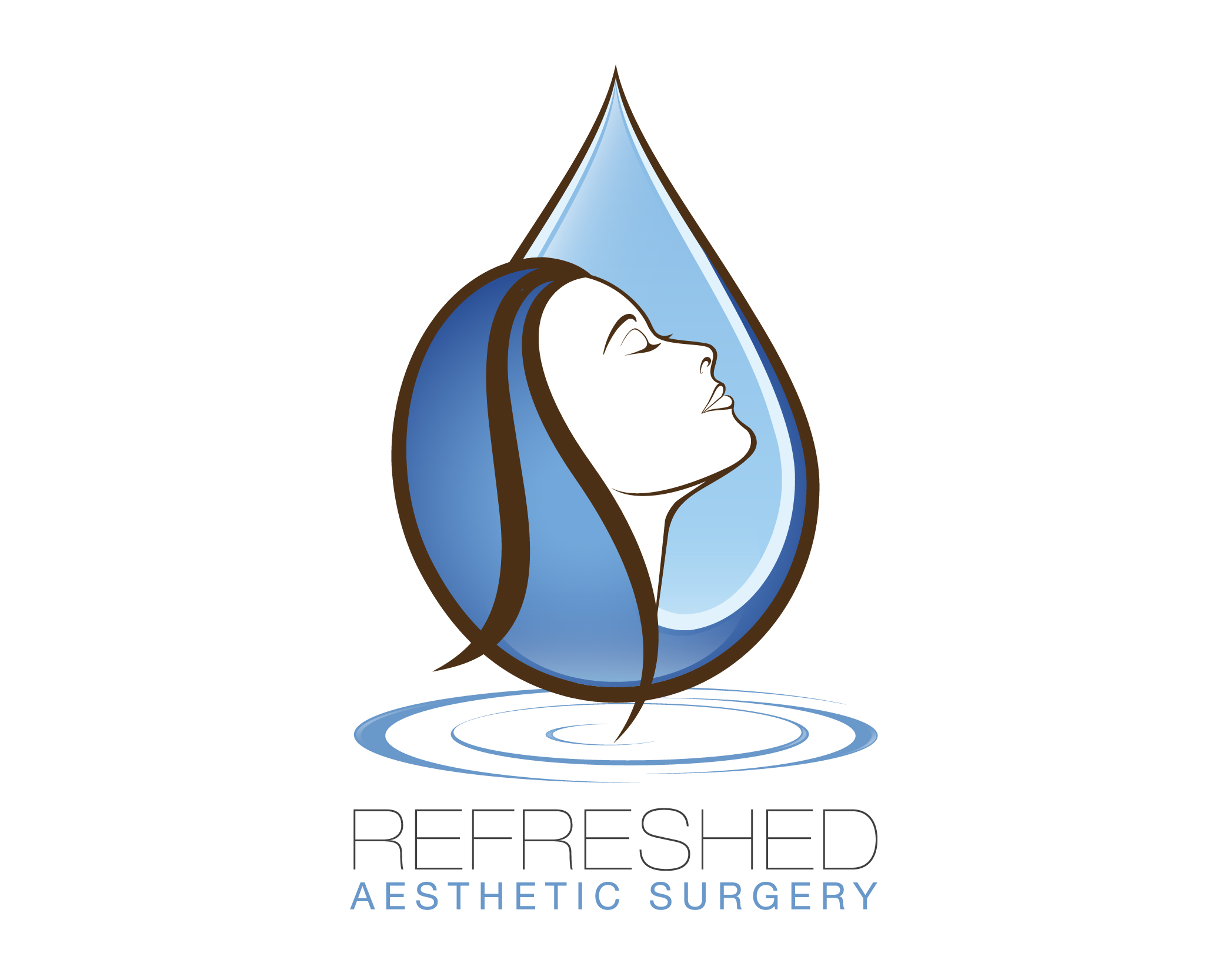 Refreshed Aesthetic Surgery logo