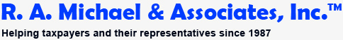 R. A. Michael & Associates logo
