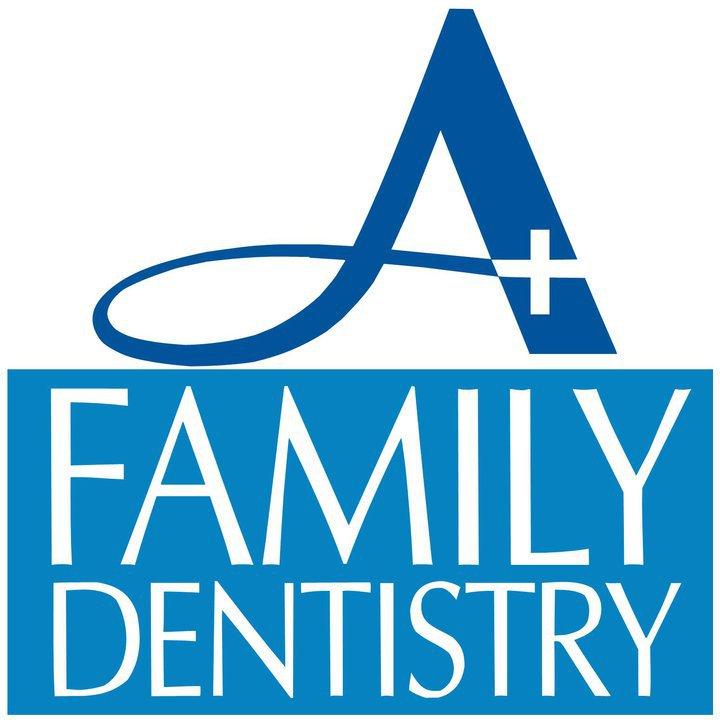 A+ Family Dentistry, Poway logo