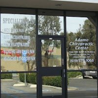 Adamo Chiropractic Center logo