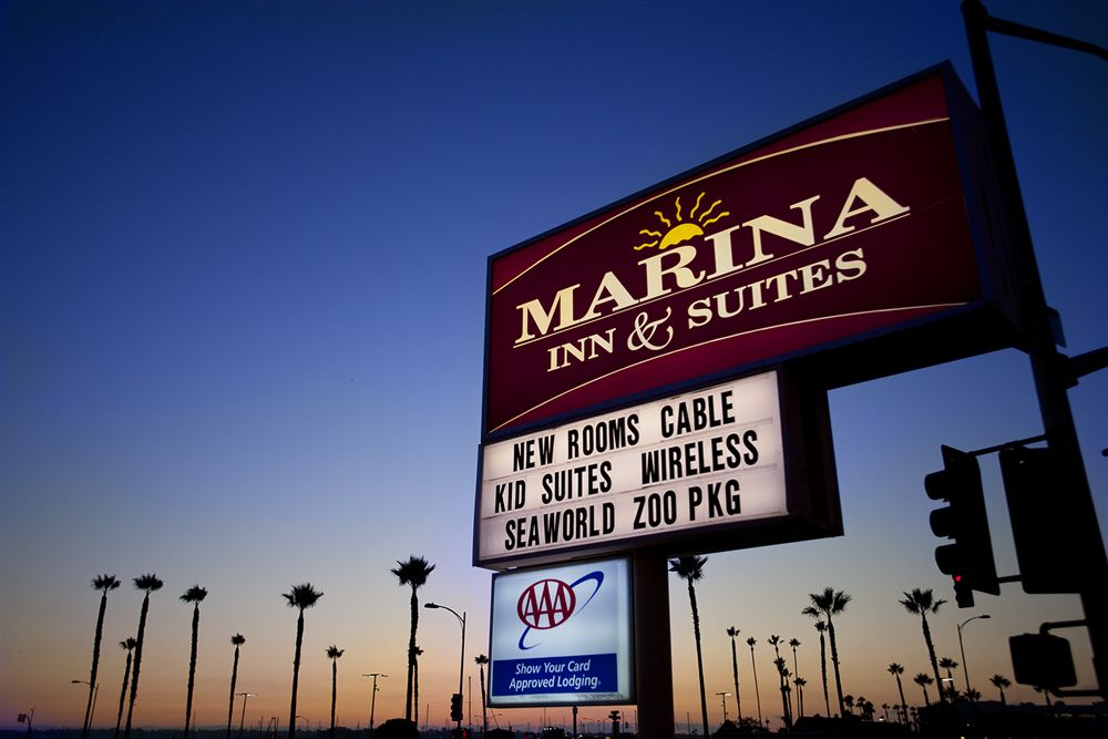 Marina Inn and Suites logo