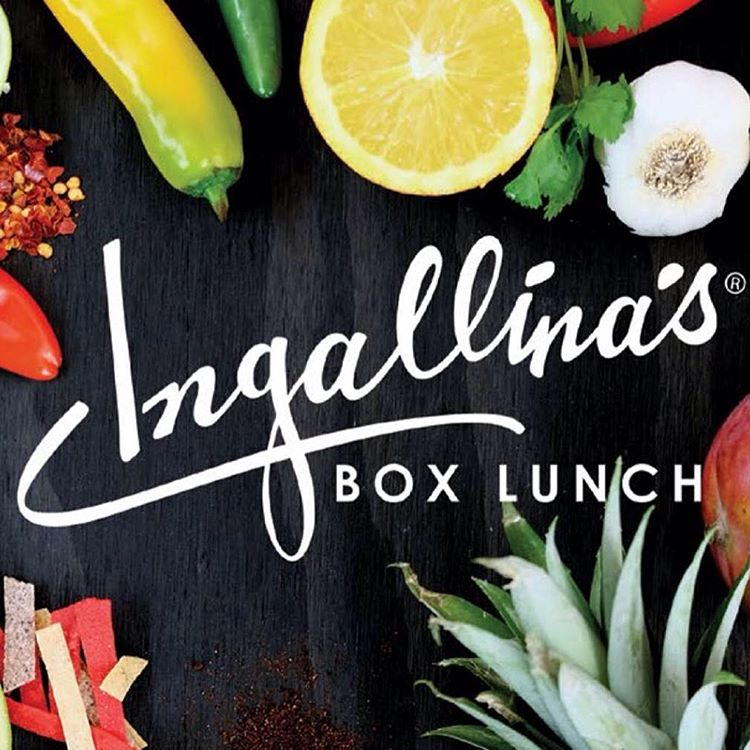 Los Angeles Catering Company | Catering Los Angeles, CA | Ingallina's Box Lunch logo