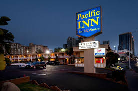 Pacific Inn Hotel & Suites logo
