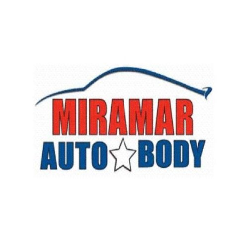 Miramar Auto Body & Repair logo
