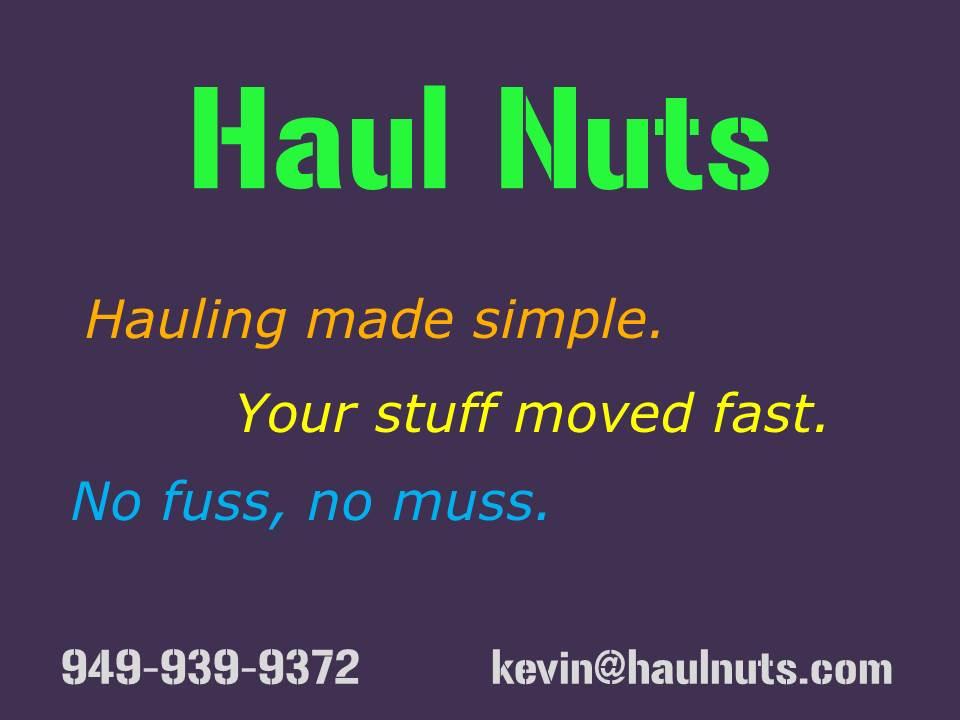 Haul Nuts logo