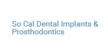 So Cal Dental Implants & Prosthodontics logo