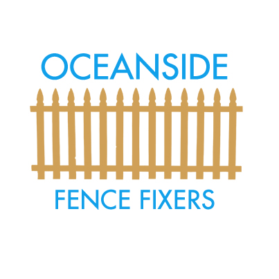 Oceanside Fence Fixers logo