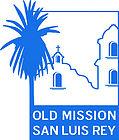 Mission San Luis Rey logo