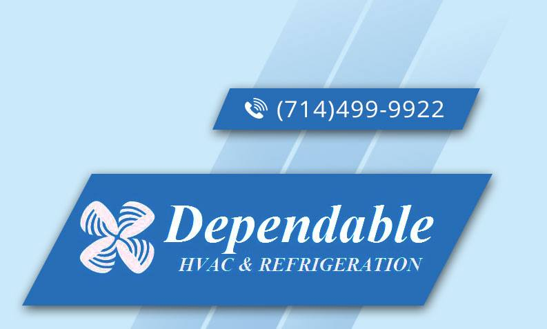 Dependable HVAC & Refrigeration logo