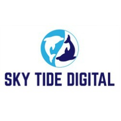 Sky Tide Digital logo
