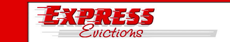 Express Evictions logo