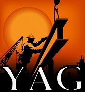 YAG Construction logo