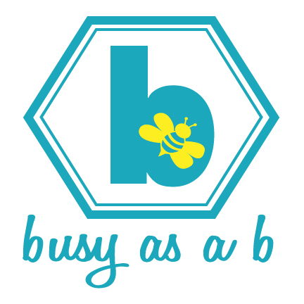 Busy as a B logo