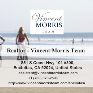 Realtor - Vincent Morris Team logo