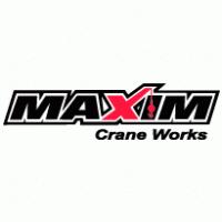 Maxim Crane Works logo