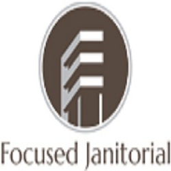 Focused Office Cleaning and Janitorial logo