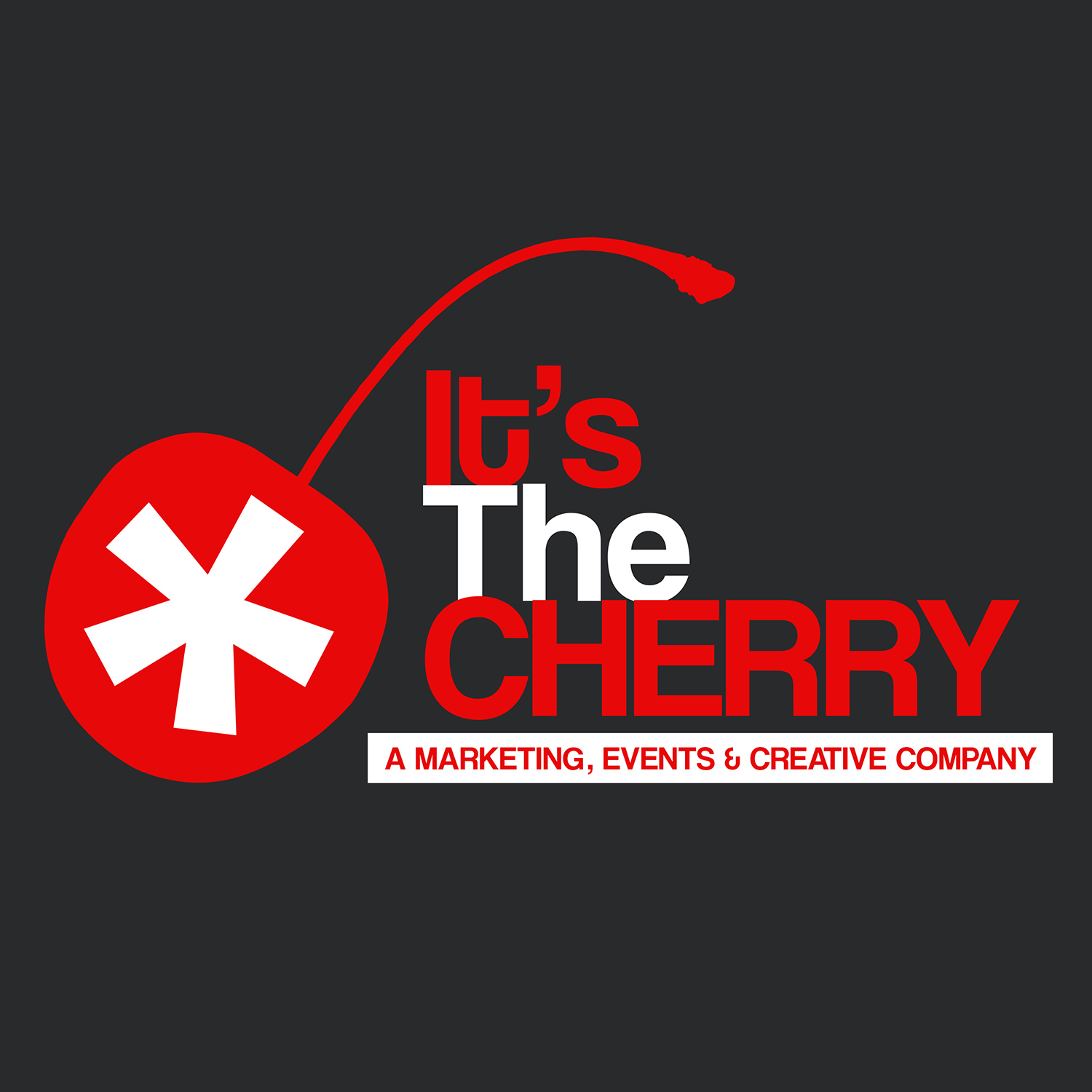 It's The Cherry logo