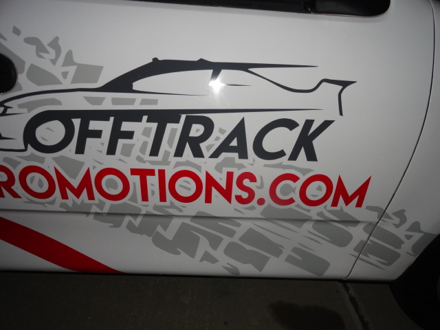 Off Track Promotions logo