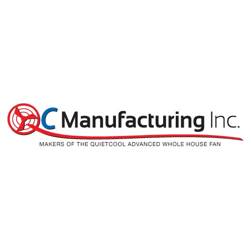 QC Manufacturing, Inc. - QuietCool logo