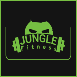 Jungle Fitness OC logo