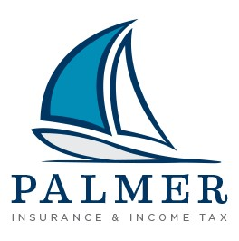 Palmer Insurance & Income Tax logo