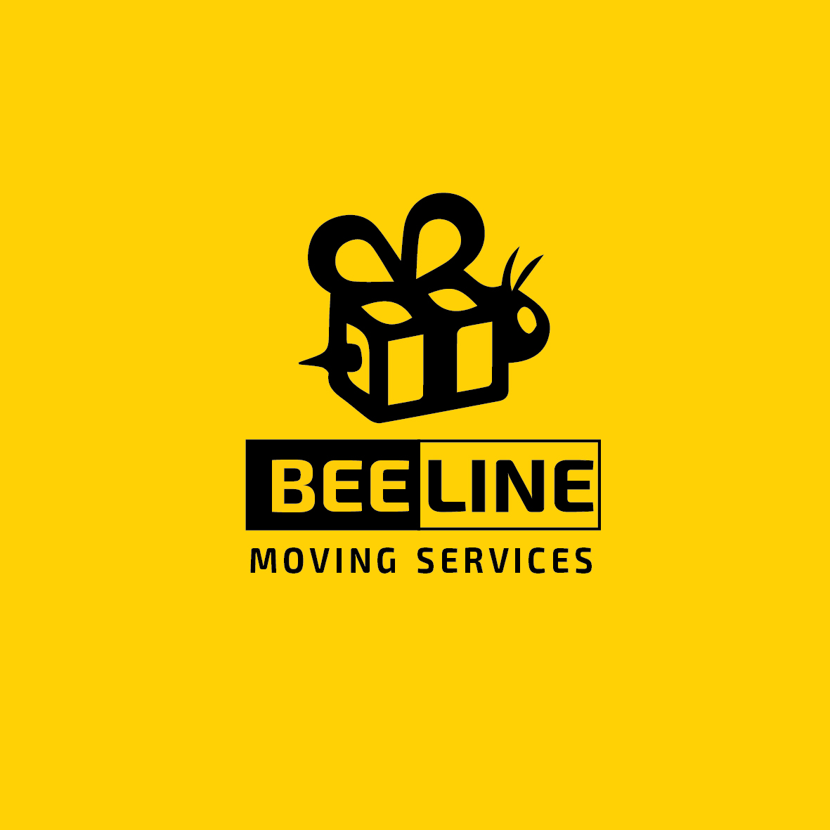 Beeline moving logo