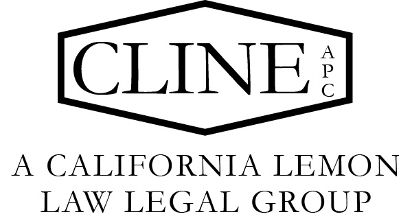 Cline APC, A California Lemon Law Legal Group logo