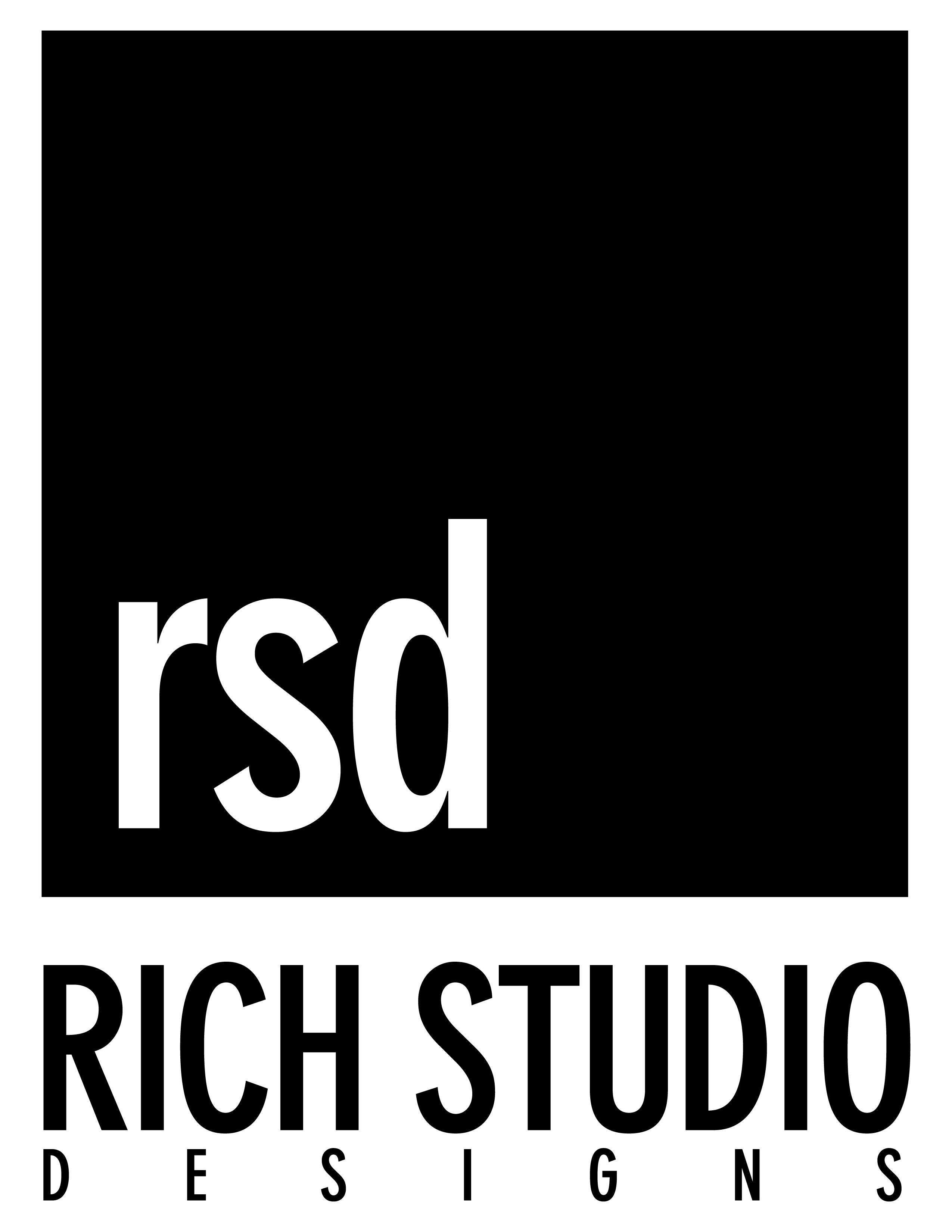 Rich Studio Designs logo